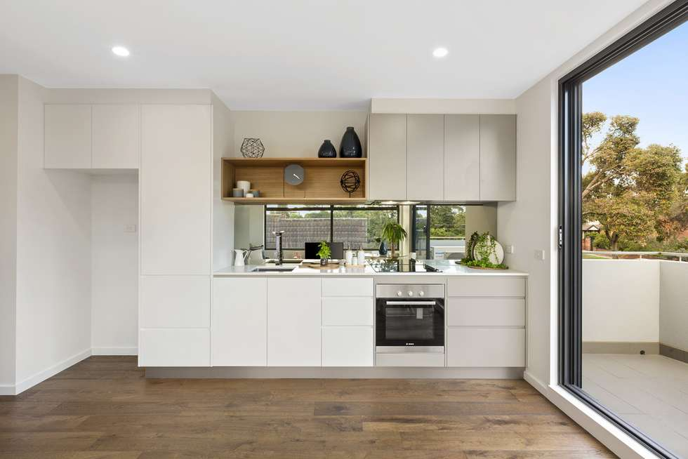 Second view of Homely apartment listing, 7/167 Lower Heidelberg Road, Ivanhoe East VIC 3079