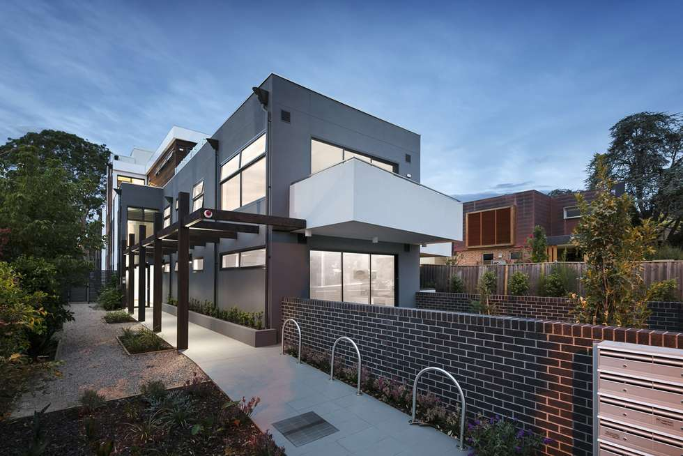 Third view of Homely apartment listing, 7/167 Lower Heidelberg Road, Ivanhoe East VIC 3079