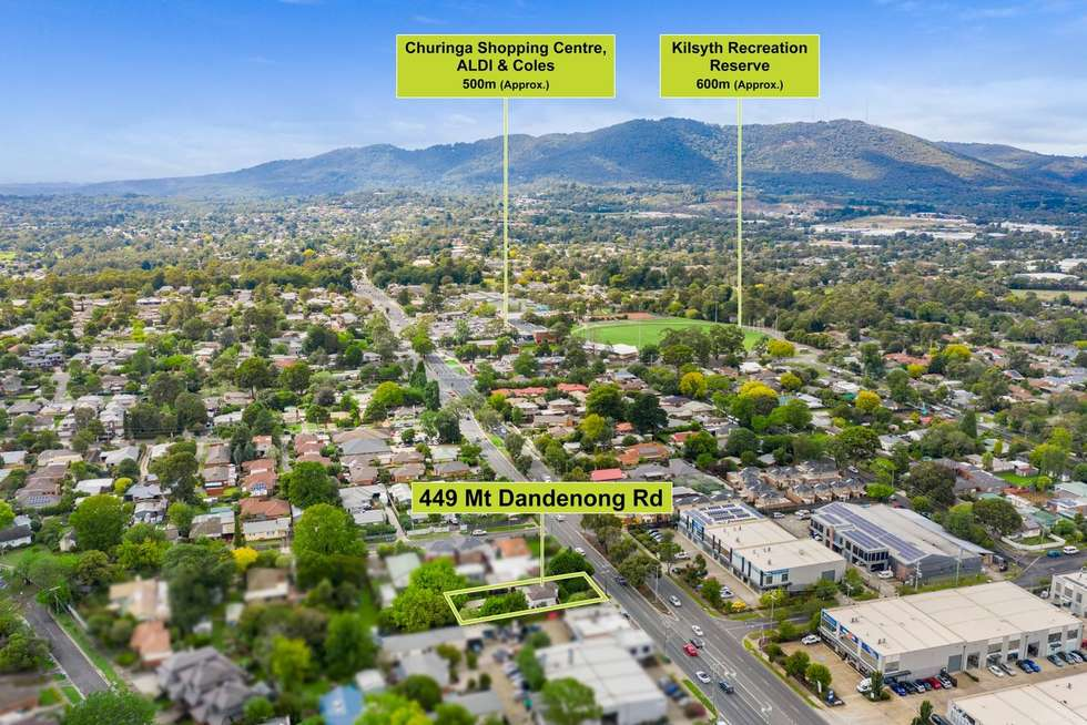 Third view of Homely house listing, 449 Mount Dandenong Road, Kilsyth VIC 3137