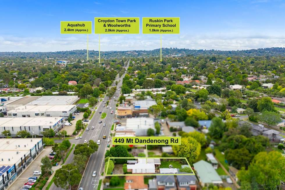 Fourth view of Homely house listing, 449 Mount Dandenong Road, Kilsyth VIC 3137