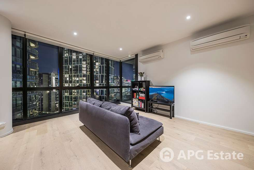 Third view of Homely apartment listing, 2304S/889 Collins Street, Docklands VIC 3008