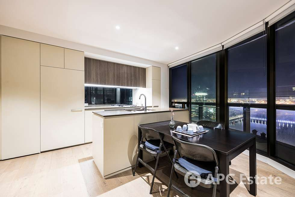 Fourth view of Homely apartment listing, 2304S/889 Collins Street, Docklands VIC 3008