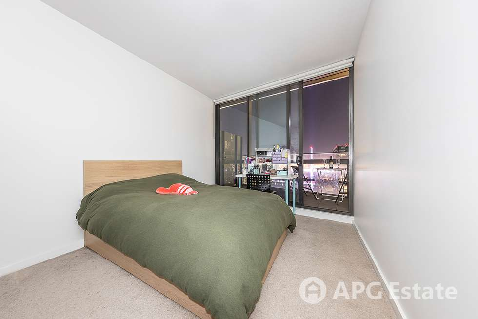 Fifth view of Homely apartment listing, 2304S/889 Collins Street, Docklands VIC 3008