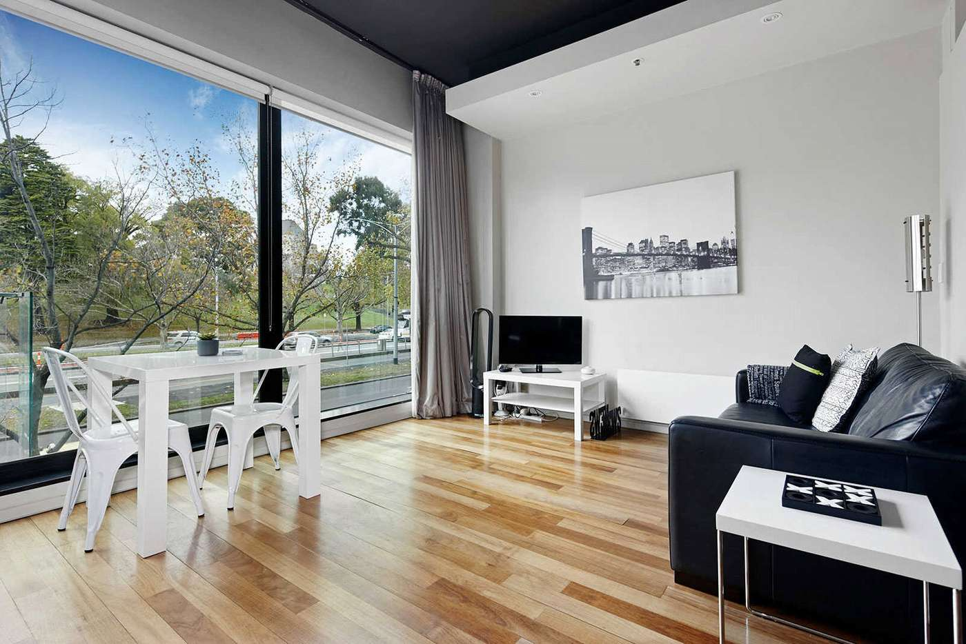 Main view of Homely apartment listing, 102/320 St Kilda Road, Southbank VIC 3006