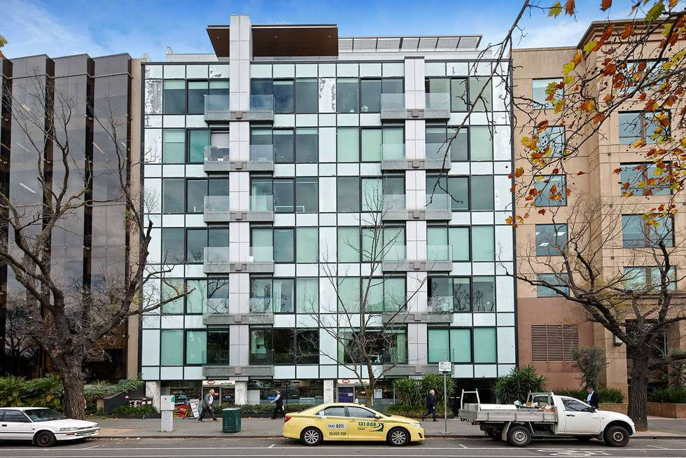 Second view of Homely apartment listing, 102/320 St Kilda Road, Southbank VIC 3006