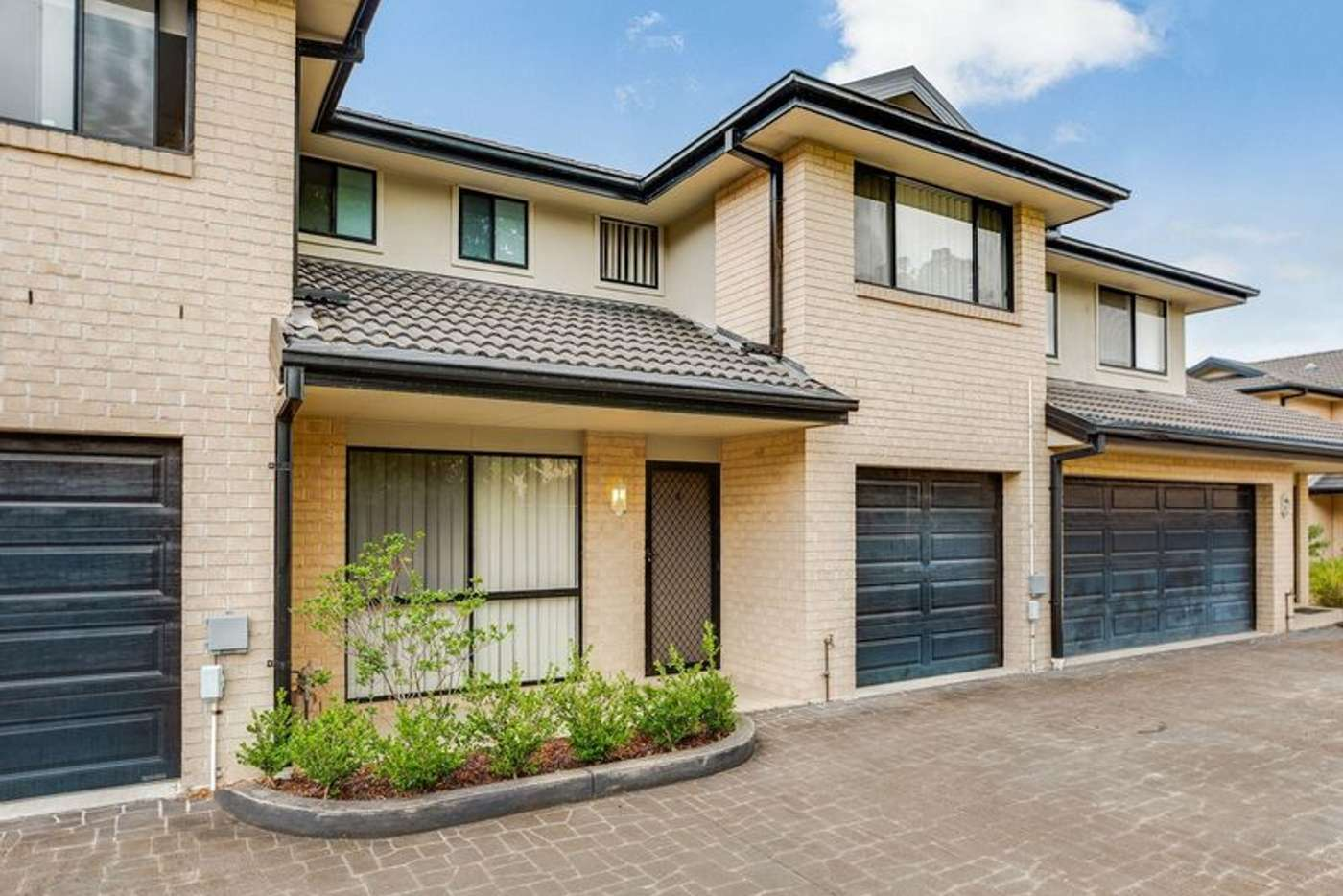 Main view of Homely townhouse listing, 4/72 Dwyer Street, North Gosford NSW 2250