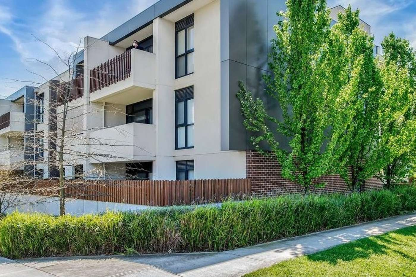 Main view of Homely apartment listing, 302/435-439 Whitehorse Road, Mitcham VIC 3132