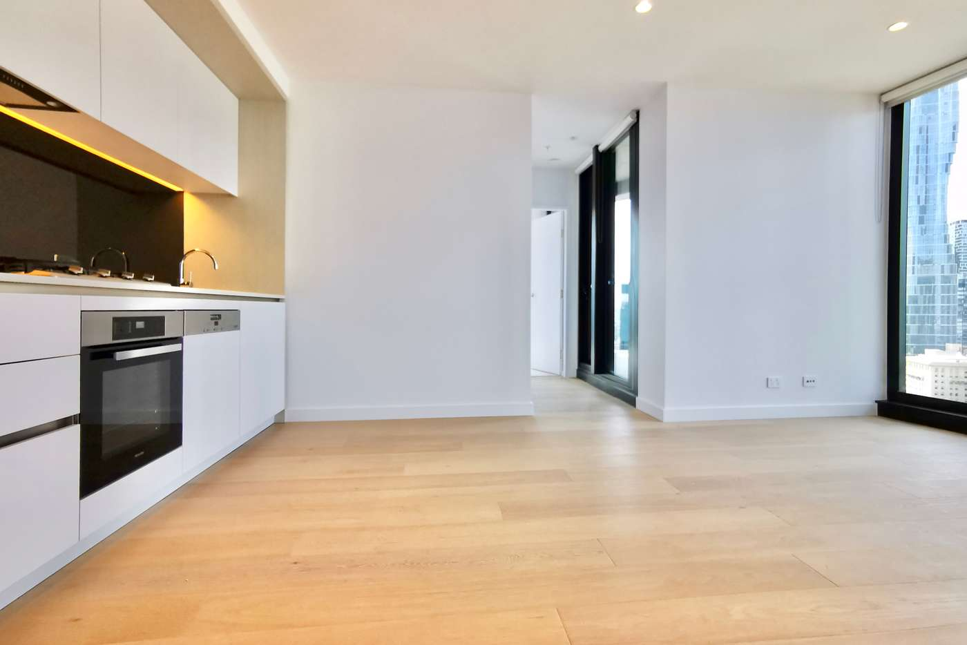 Main view of Homely apartment listing, 2102/628 Flinders Street, Docklands VIC 3008