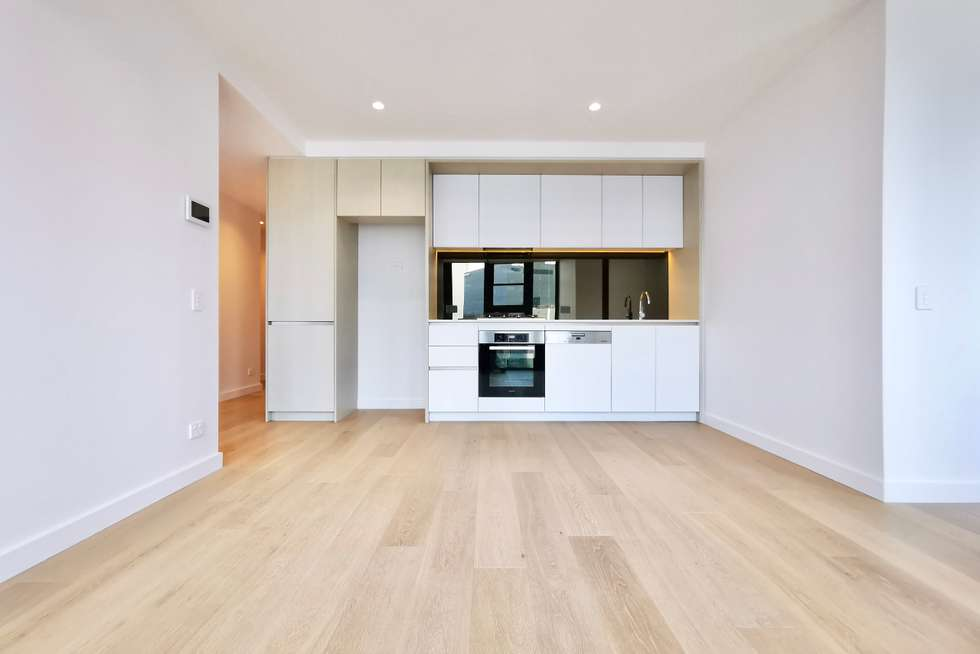 Third view of Homely apartment listing, 2102/628 Flinders Street, Docklands VIC 3008