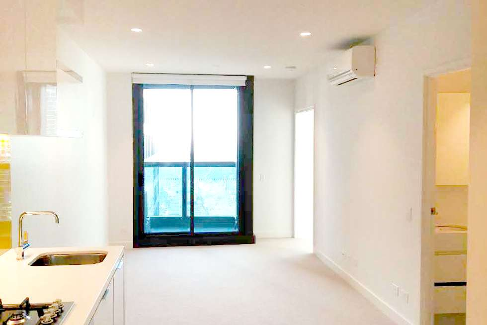 Second view of Homely apartment listing, 3404/285 La Trobe Street, Melbourne VIC 3000