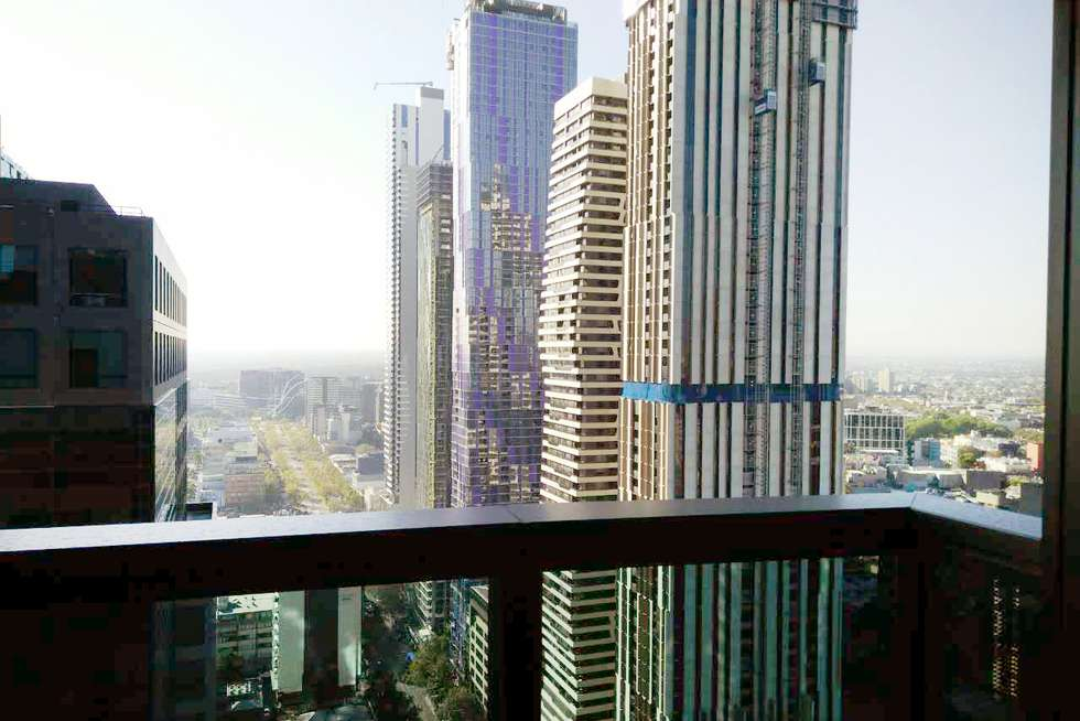 Third view of Homely apartment listing, 3404/285 La Trobe Street, Melbourne VIC 3000