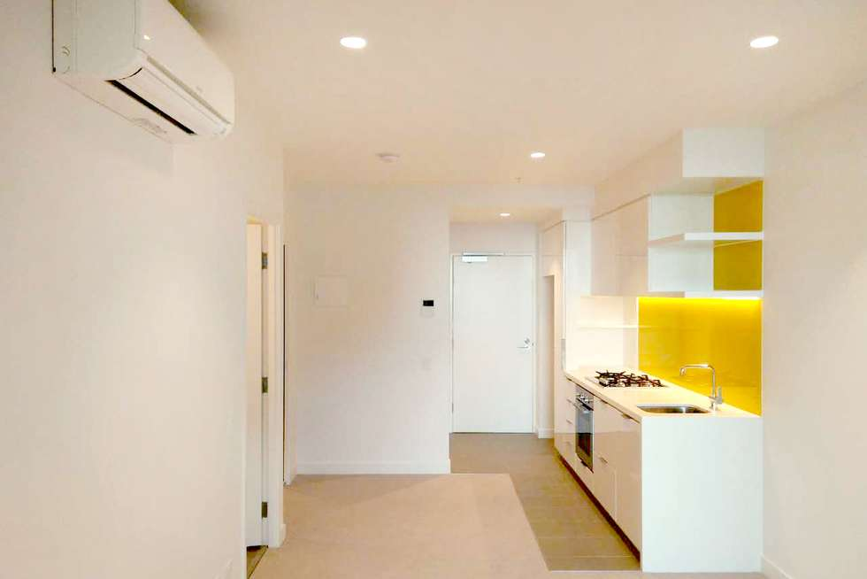 Fourth view of Homely apartment listing, 3404/285 La Trobe Street, Melbourne VIC 3000