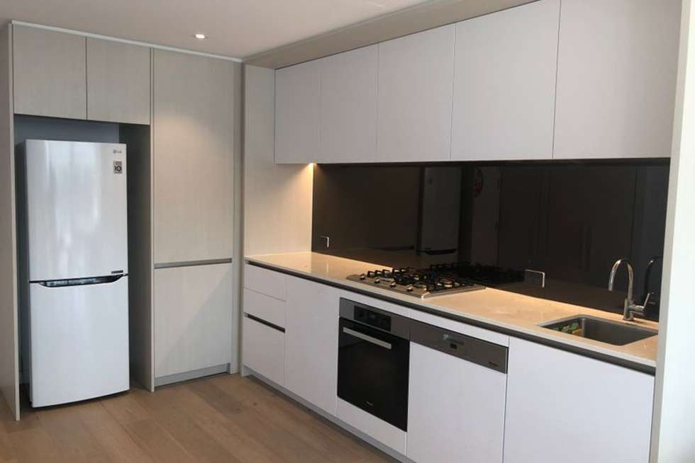 Second view of Homely apartment listing, 1305/915 Collins Street, Docklands VIC 3008