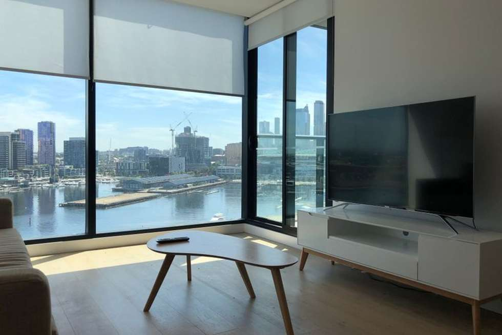Third view of Homely apartment listing, 1305/915 Collins Street, Docklands VIC 3008