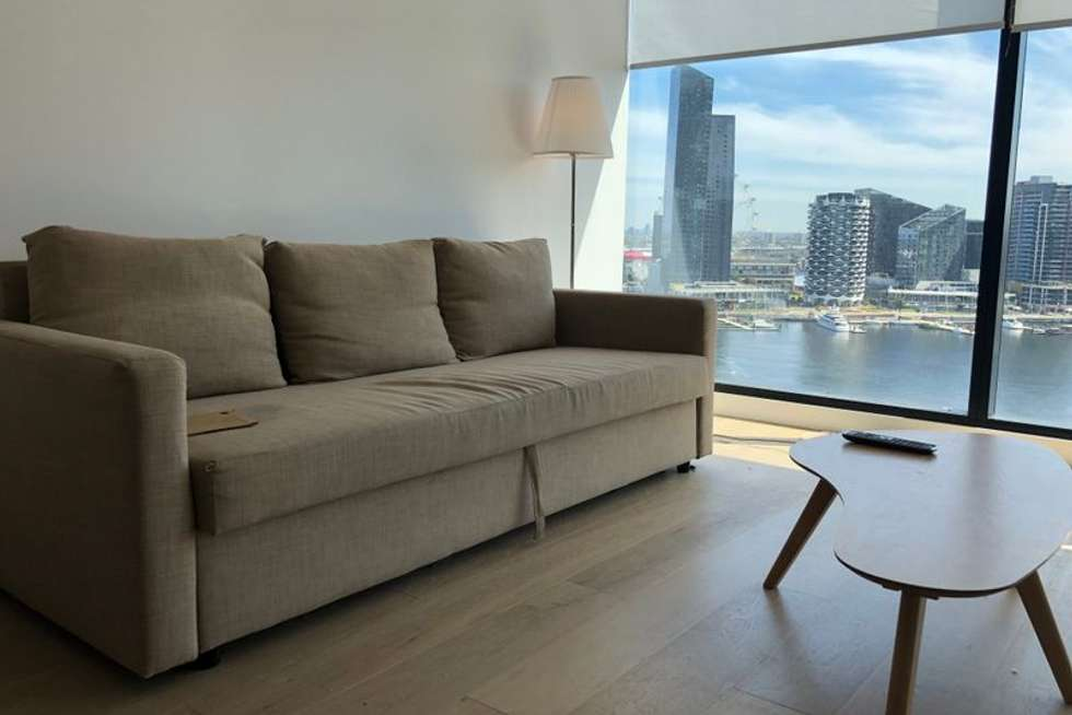 Fourth view of Homely apartment listing, 1305/915 Collins Street, Docklands VIC 3008