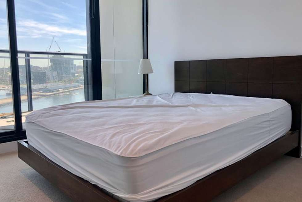 Fifth view of Homely apartment listing, 1305/915 Collins Street, Docklands VIC 3008