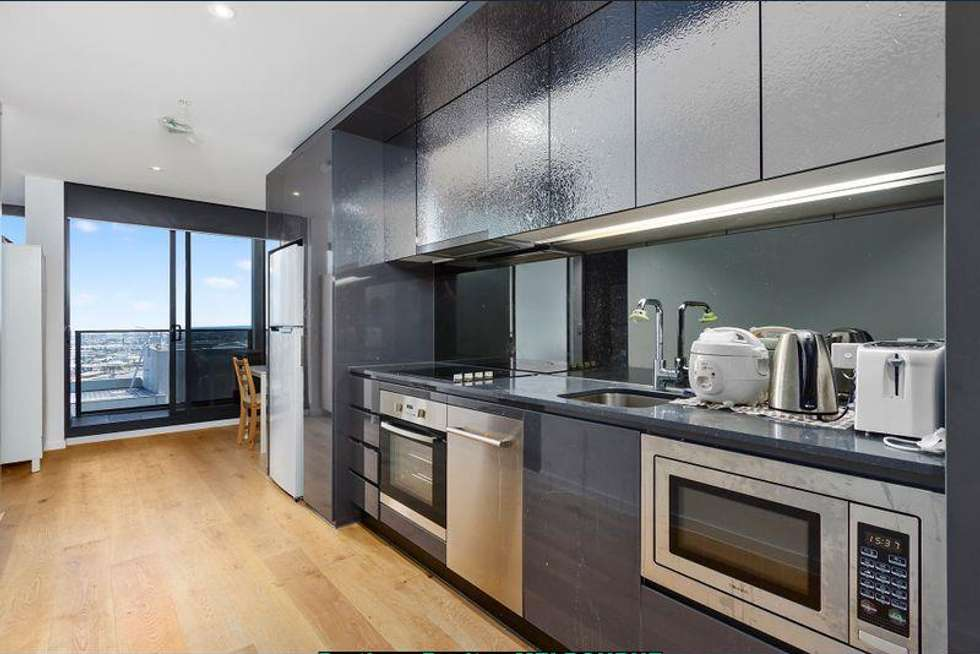 Third view of Homely apartment listing, 3904/33 Rose Lane, Melbourne VIC 3000