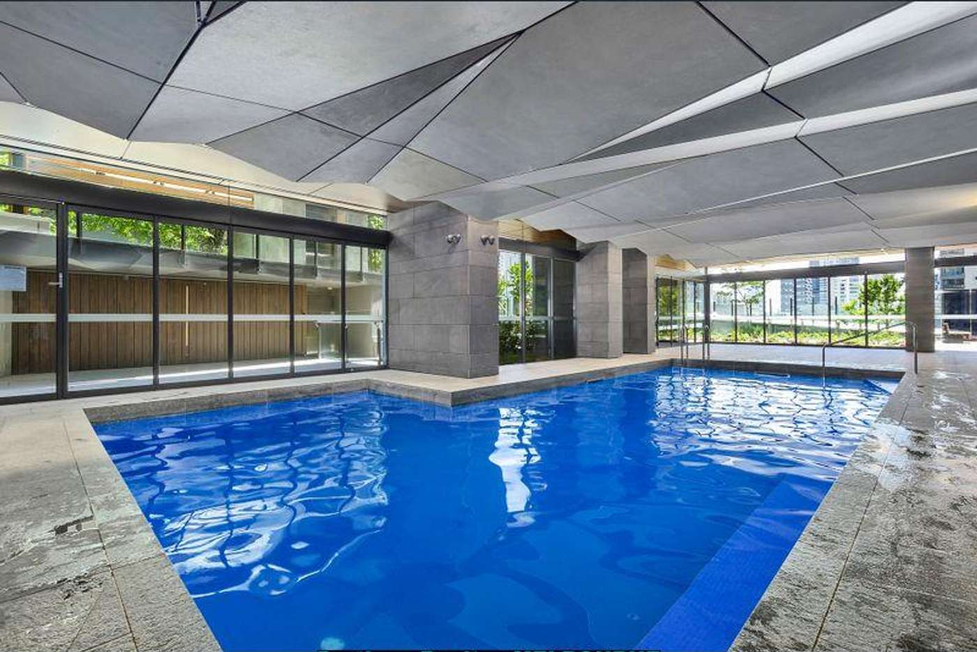 Seventh view of Homely apartment listing, 3904/33 Rose Lane, Melbourne VIC 3000
