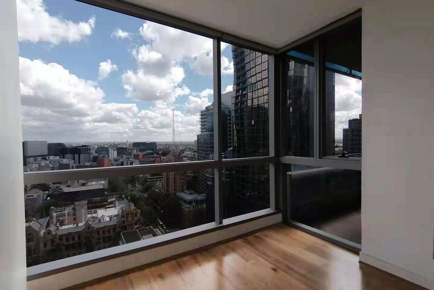 Main view of Homely apartment listing, 2406/22-24 Jane Bell Lane, Melbourne VIC 3000