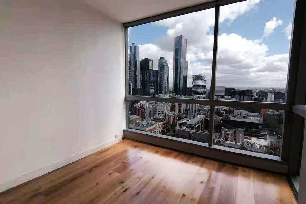 Second view of Homely apartment listing, 2406/22-24 Jane Bell Lane, Melbourne VIC 3000