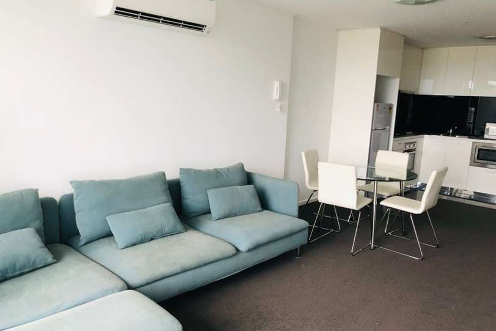 Second view of Homely apartment listing, 4002/241 City Road, Southbank VIC 3006