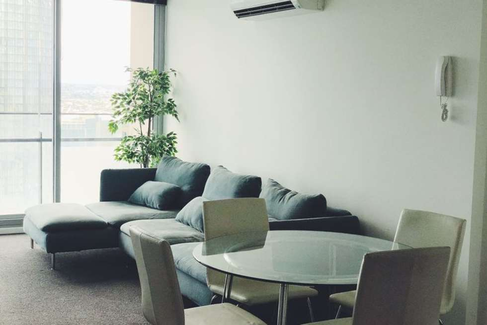 Fourth view of Homely apartment listing, 4002/241 City Road, Southbank VIC 3006