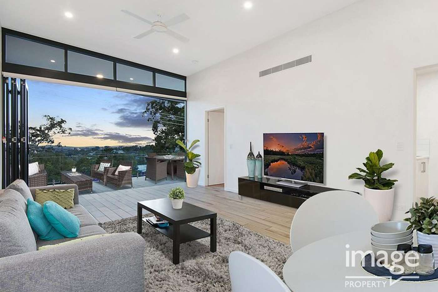 Main view of Homely house listing, 2301/23 Boundary Road, Bardon QLD 4065