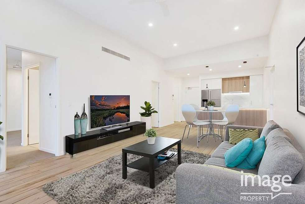 Third view of Homely house listing, 2301/23 Boundary Road, Bardon QLD 4065