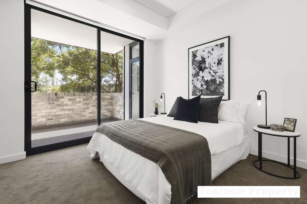 Fifth view of Homely apartment listing, 103/77 Epsom Road, Rosebery NSW 2018