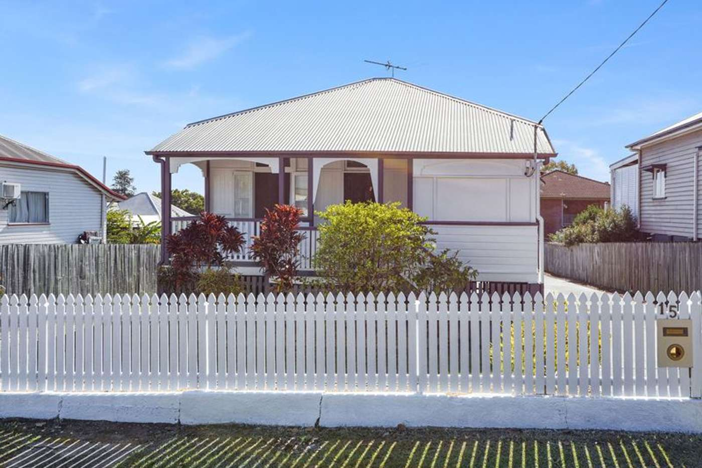 Main view of Homely house listing, 15 Bess Street, Windsor QLD 4030