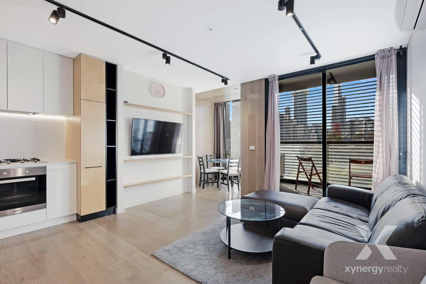 Main view of Homely apartment listing, 401/33 Coventry Street, Southbank VIC 3006