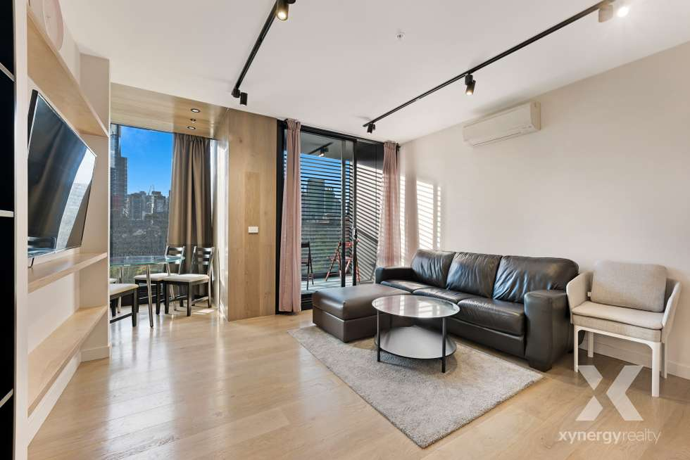 Second view of Homely apartment listing, 401/33 Coventry Street, Southbank VIC 3006