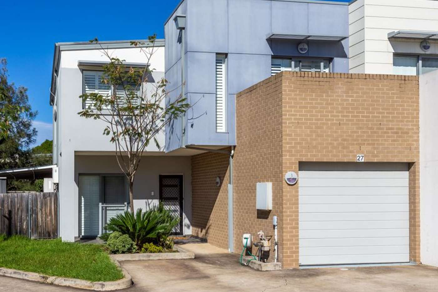 Main view of Homely townhouse listing, 27/23 Watkins Street, Baulkham Hills NSW 2153