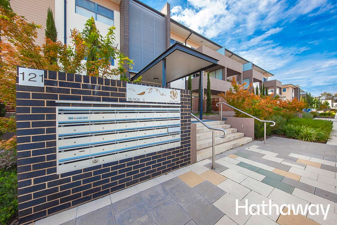 Main view of Homely apartment listing, 65/121 Easty Street, Phillip ACT 2606