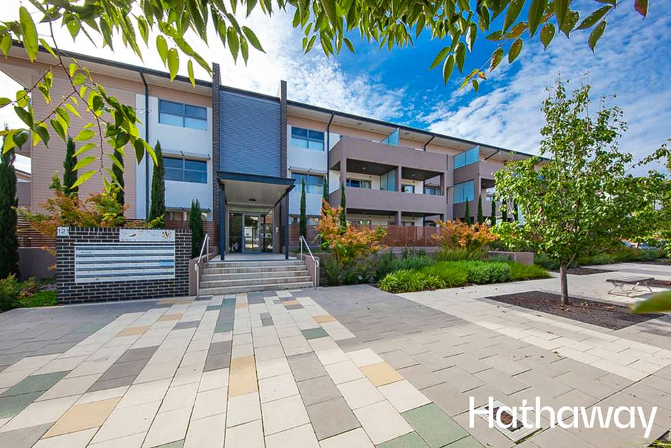 Second view of Homely apartment listing, 65/121 Easty Street, Phillip ACT 2606
