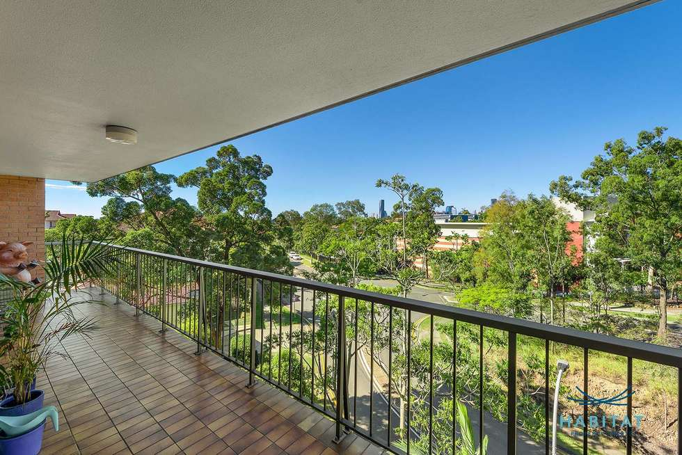 Second view of Homely unit listing, 23/72 Lorimer Terrace, Kelvin Grove QLD 4059