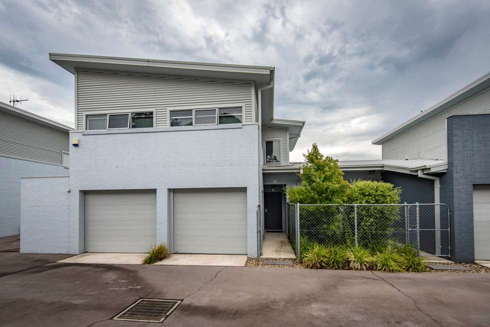 Second view of Homely townhouse listing, 10/25 Macrobertson Street, Mawson ACT 2607