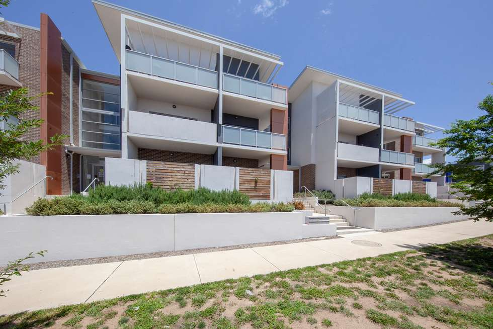 Second view of Homely apartment listing, 163/61 John Gorton Drive, Wright ACT 2611