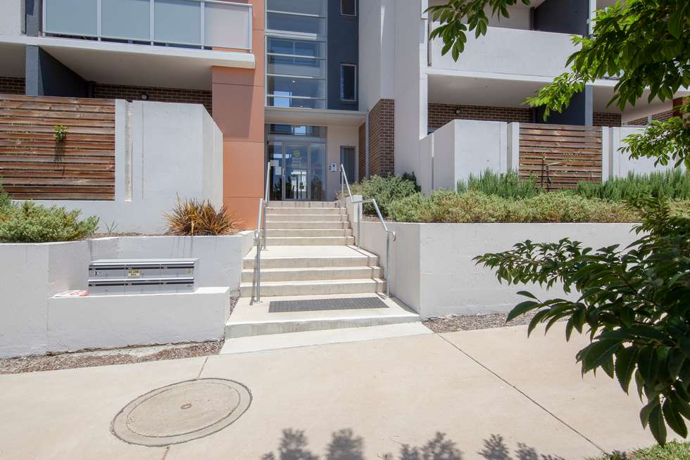 Third view of Homely apartment listing, 163/61 John Gorton Drive, Wright ACT 2611
