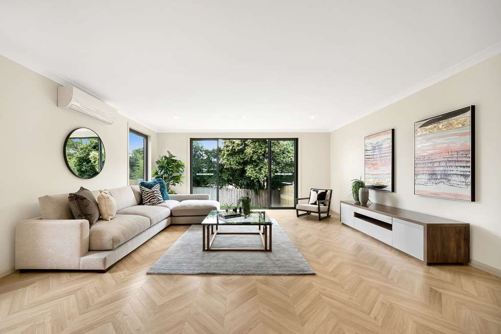 Second view of Homely townhouse listing, 47 Percy Street, Mitcham VIC 3132