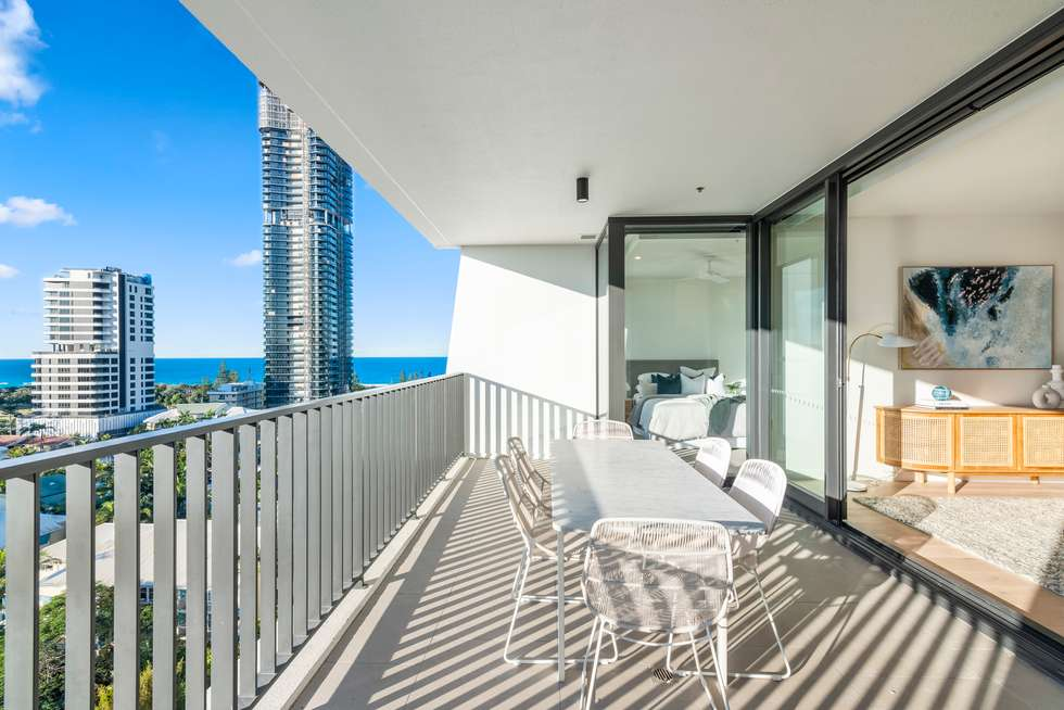 Second view of Homely unit listing, 2/43 Peerless Avenue, Mermaid Beach QLD 4218