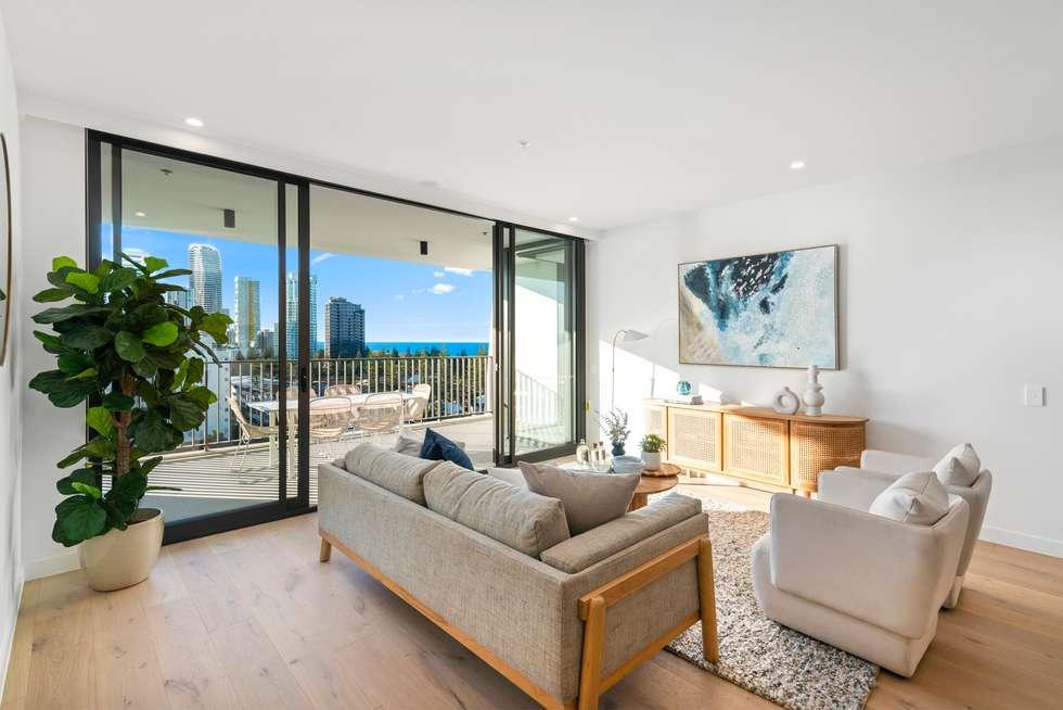 Third view of Homely unit listing, 2/43 Peerless Avenue, Mermaid Beach QLD 4218