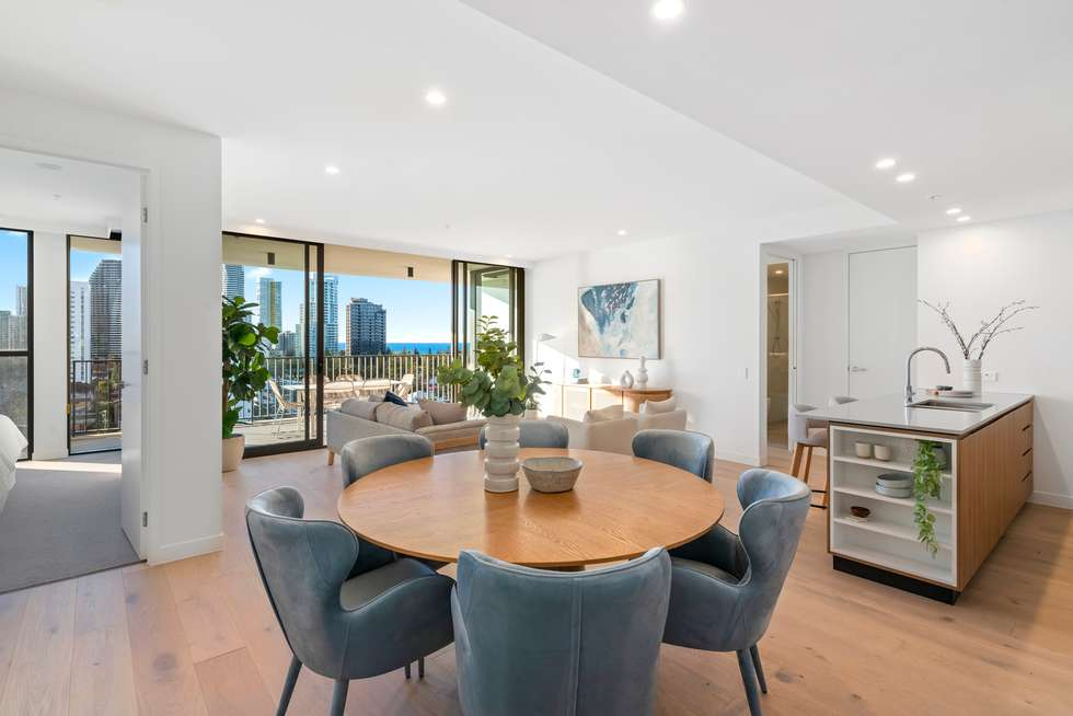 Fifth view of Homely unit listing, 2/43 Peerless Avenue, Mermaid Beach QLD 4218