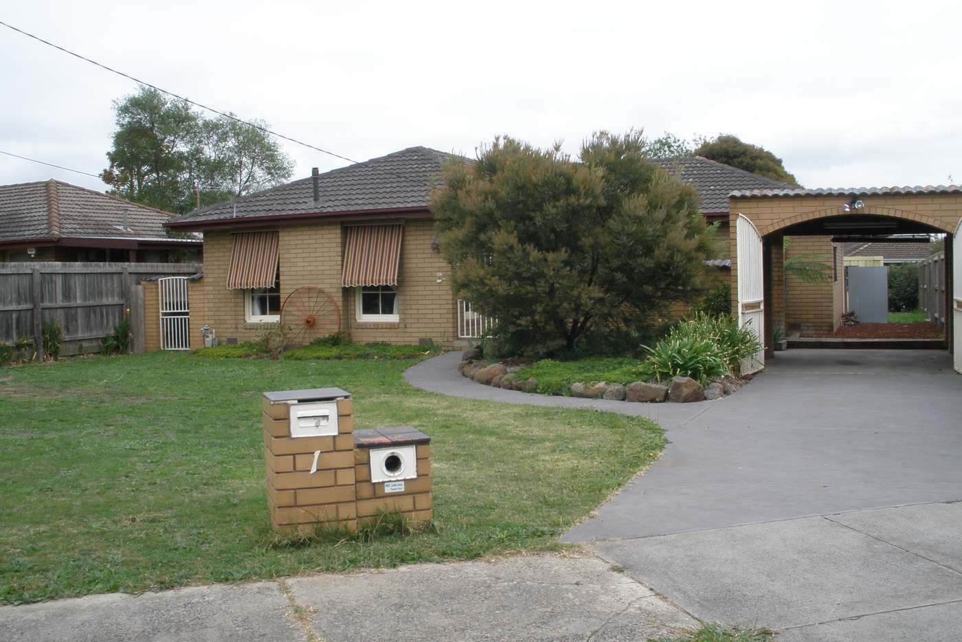 Main view of Homely house listing, 1 Aubyn Court, Mulgrave VIC 3170