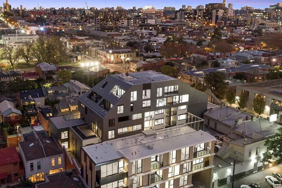 Second view of Homely apartment listing, 204/115 Church Street, Richmond VIC 3121