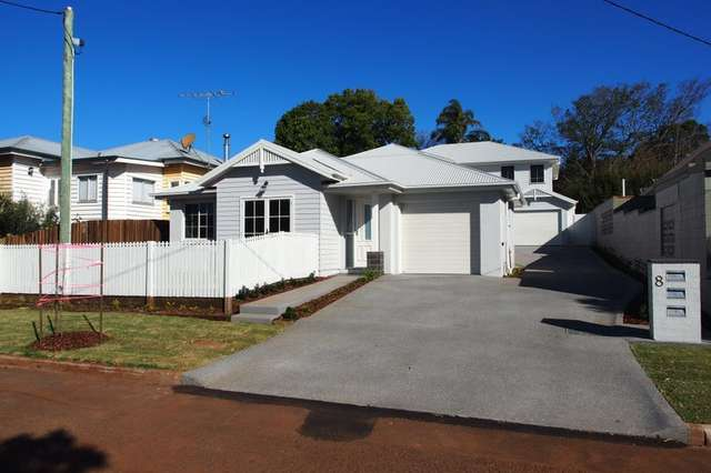 1/8 Duncraggon Street, South Toowoomba QLD 4350