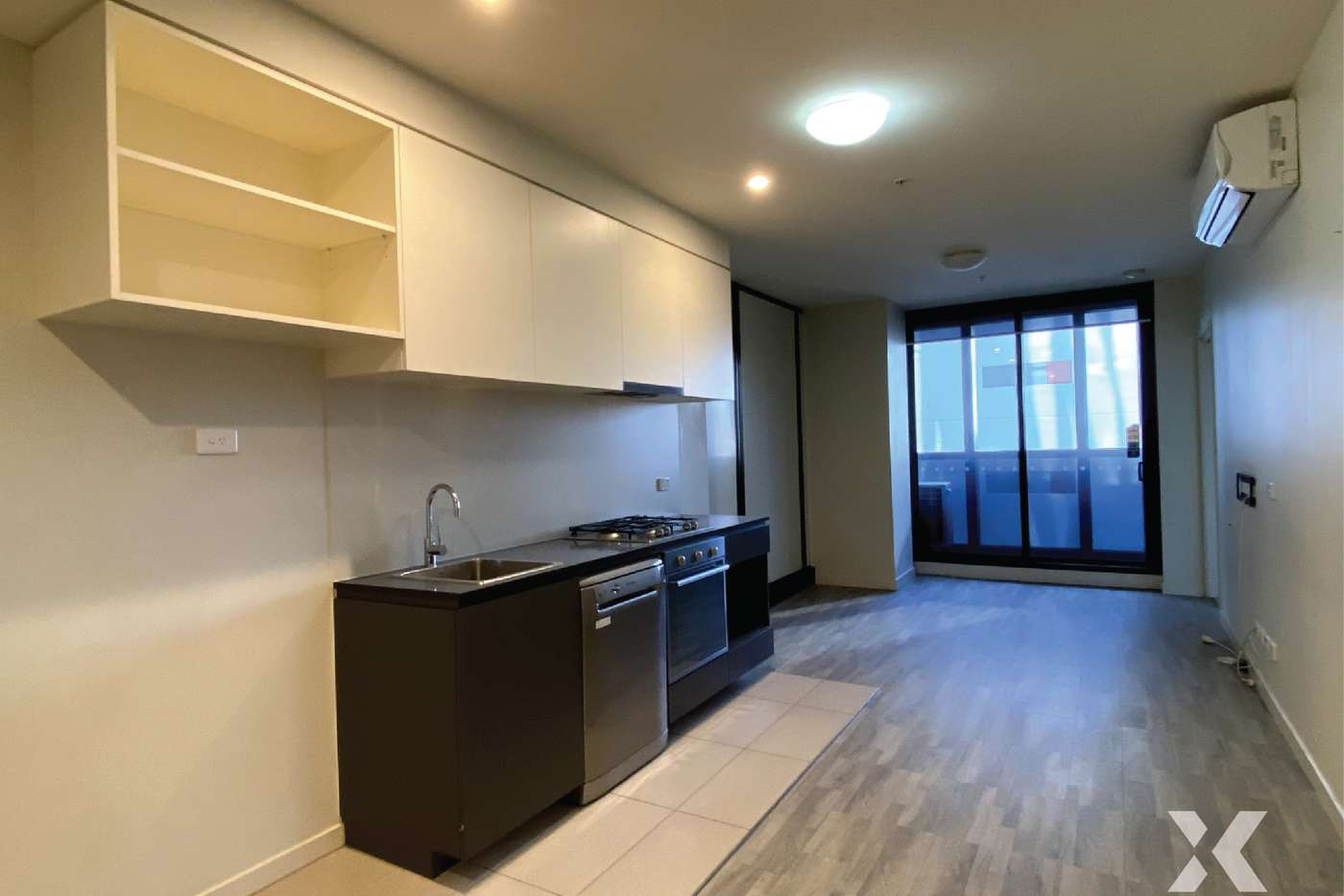 Main view of Homely apartment listing, 3105/568 Collins Street, Melbourne VIC 3000