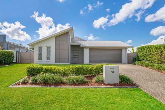 20 Peregrine Crescent, Coomera QLD 4209