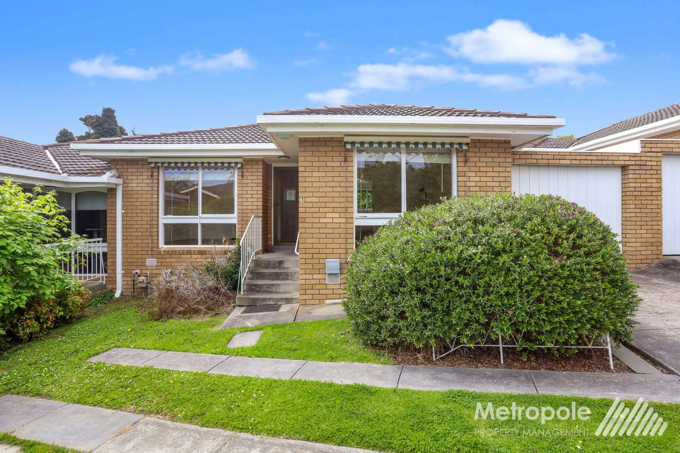 Main view of Homely unit listing, 3/32 Severn St, Box Hill North VIC 3129