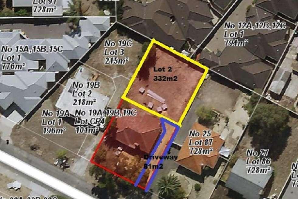 Fourth view of Homely residentialLand listing, 21B Tangmere Way, Balga WA 6061